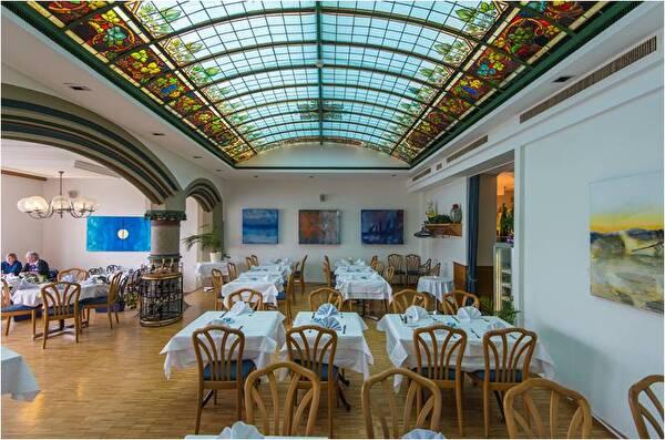 Restaurant Feldschlösschen am Rhein