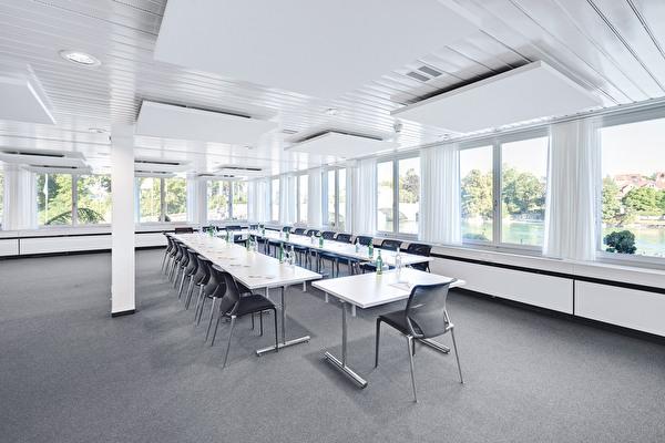 Seminarmöglichkeiten Hotel Schiff am Rhein