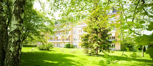Klinik Salina im Parkresort Rheinfelden