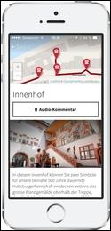 App nach Rheinfelden