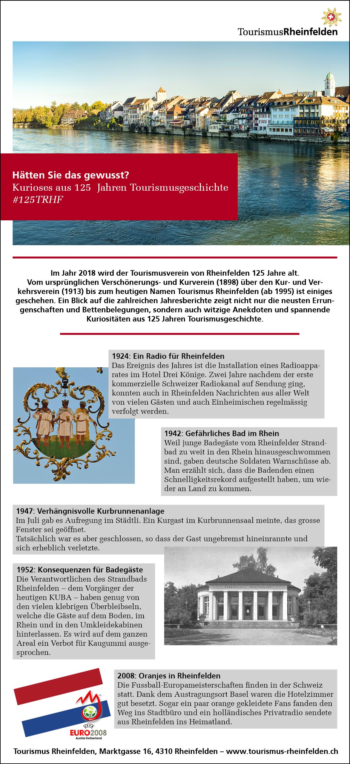 Listicle: Kurioses aus Rheinfelden