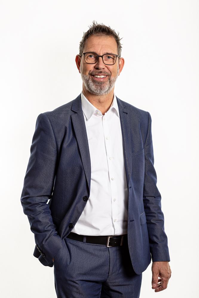 Gemeindepräsident Marco Pezzatti