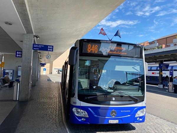 Bus 846