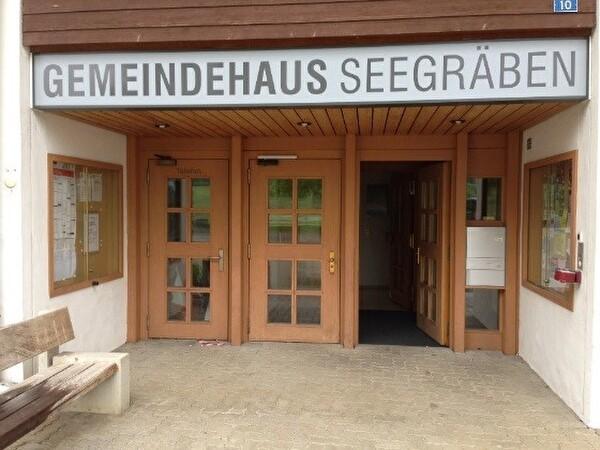 Offene Tür Gemeindehaus