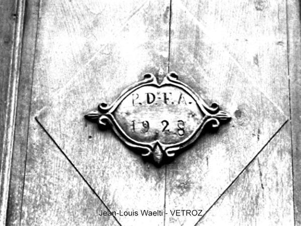Archives Vétroz 1996