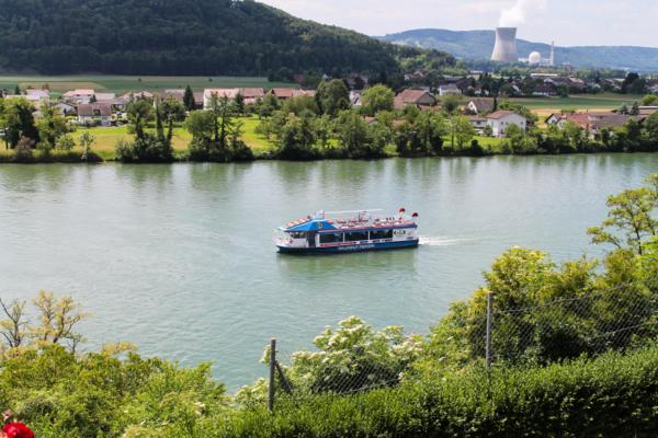 Foto Rheinschifffahrt
