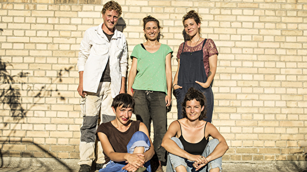 Das Projektteam von plankton