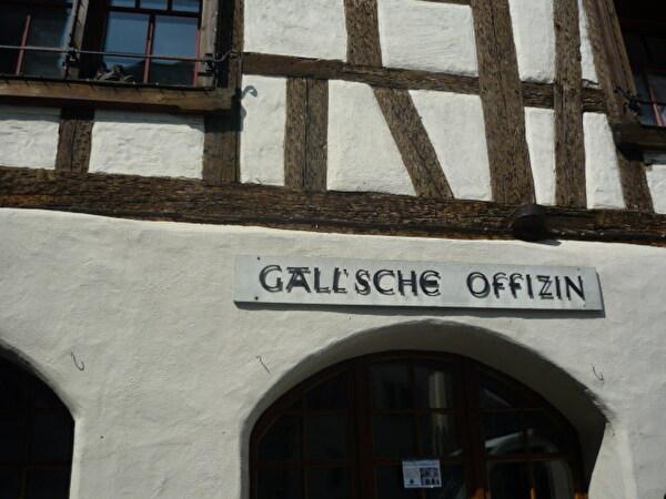Gall'sche Offizin