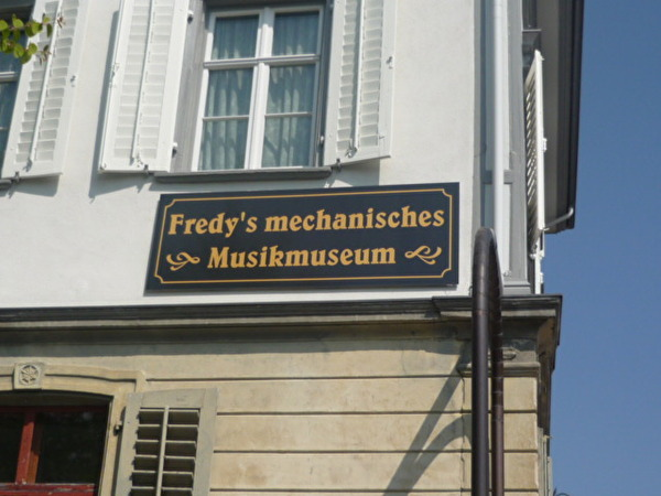 Fredy's mechanisches Musikmuseum
