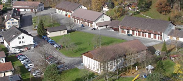 Ausbildungszentrum Seilbahnen Schweiz, Meiringen