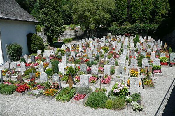 Friedhof Meiringen