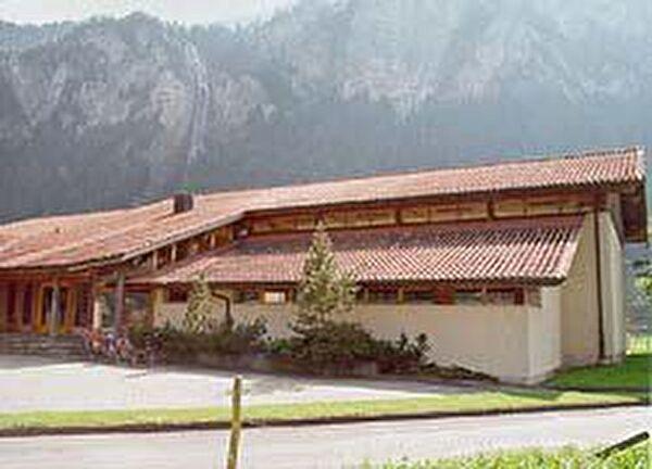 Turnhalle Unterbach