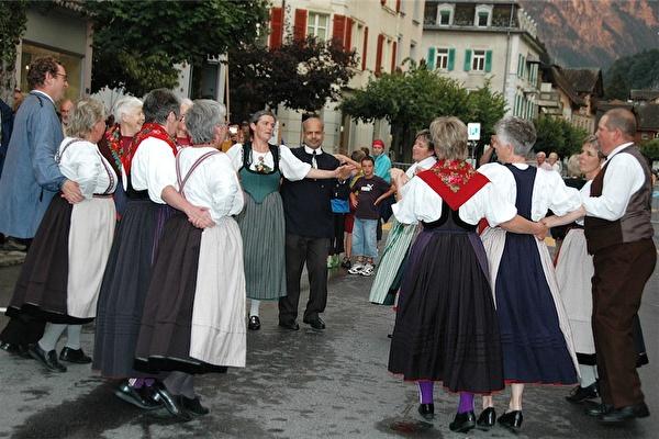 Dorfabend Meiringen