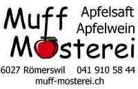 Logo Muff Mosterei