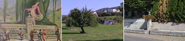 Bild: Magdalenaquelle und Brunnen