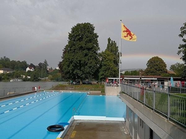 Schwimmbad Laufenburg
