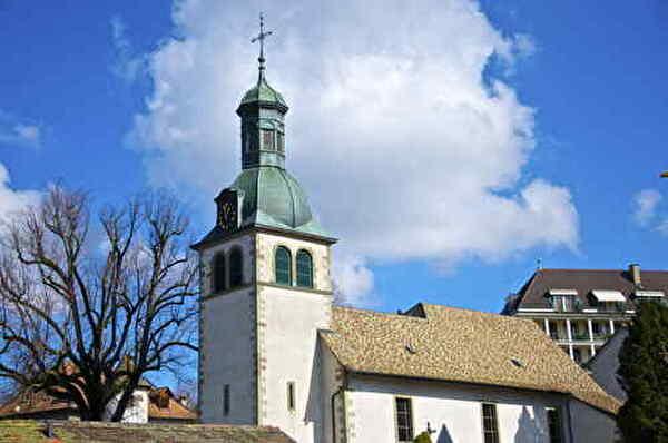 Eglise catholique d'Hermance