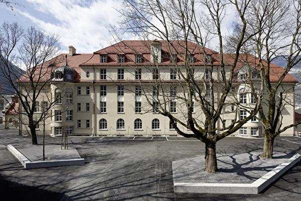 Schulhaus Quader