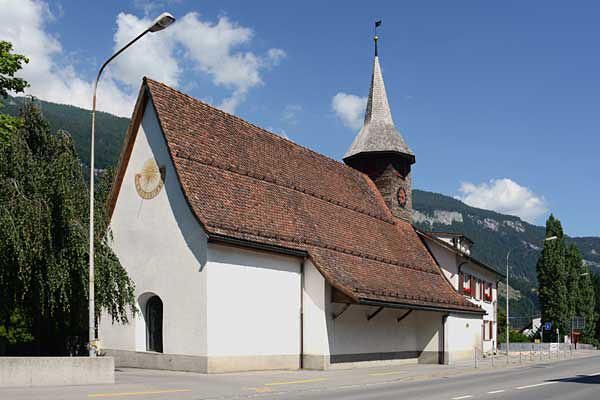 Kirche Masans.