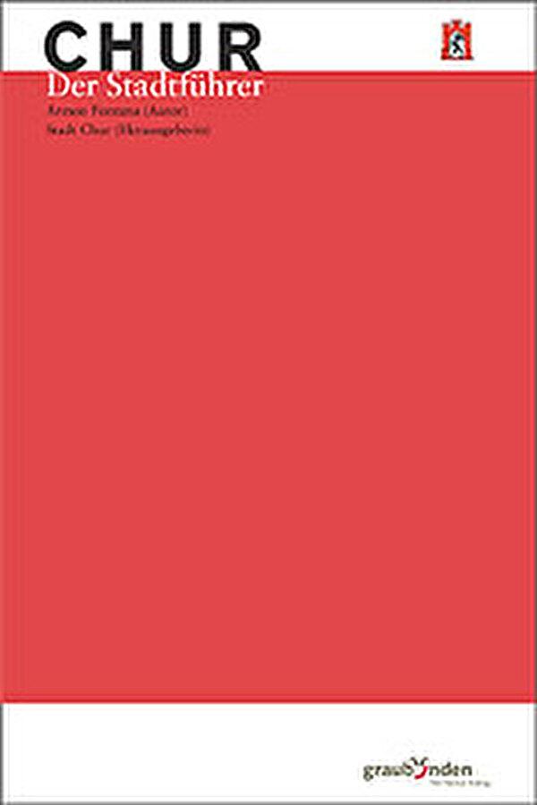 Cover des Stadtführers zu Chur
