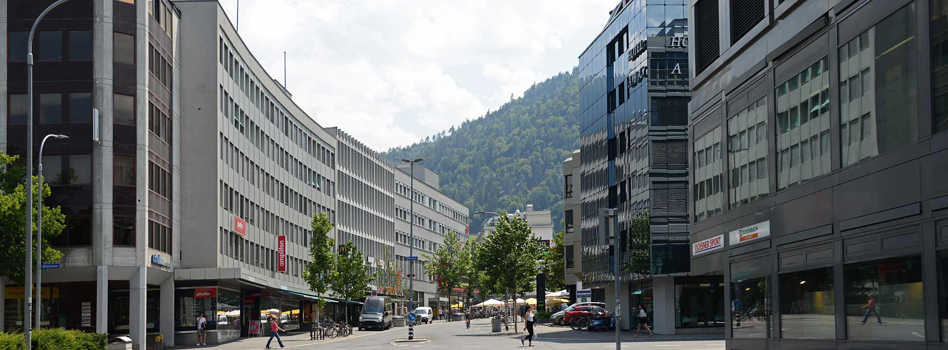 Wohn- und Wirtschaftsstandort Chur