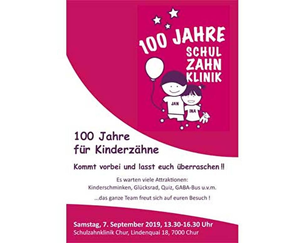 100 Jahre Schukzahnklinik