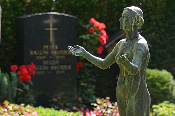 Der Friedhof Daleu