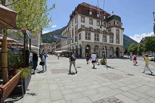 Der Postplatz