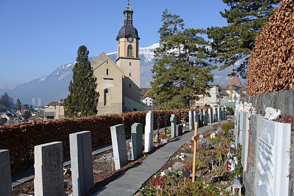 Friedhof Hof