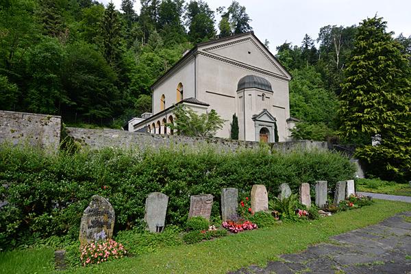 Der Friedhof Totengut