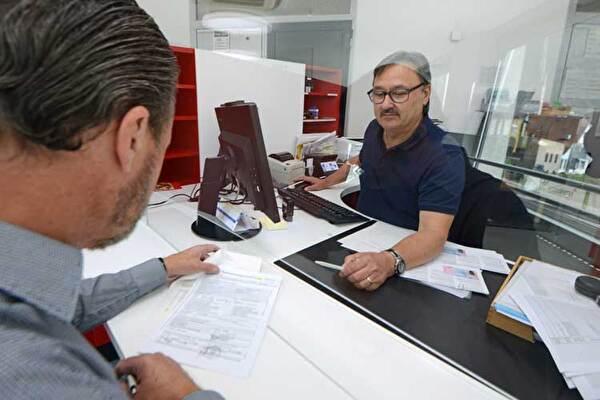 Gewerbebetriebe unterliegen der Meldepflicht bei den Einwohnerdiensten.