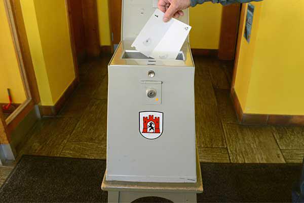 Stimmbeteiligung