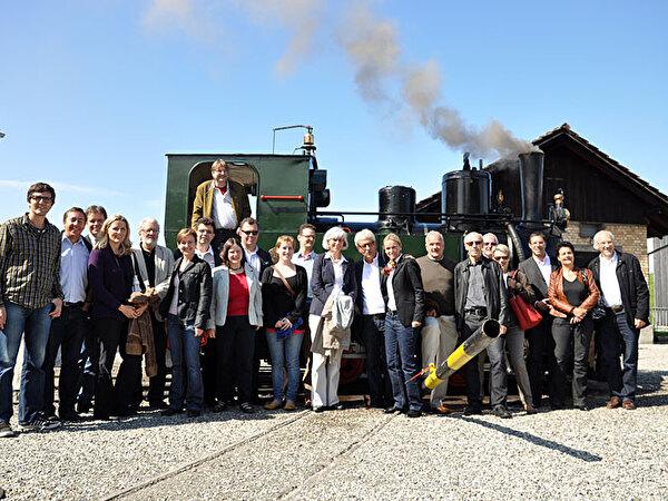 Gruppenbild am Bodensee