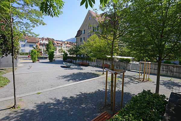 Der Park Lindenquai