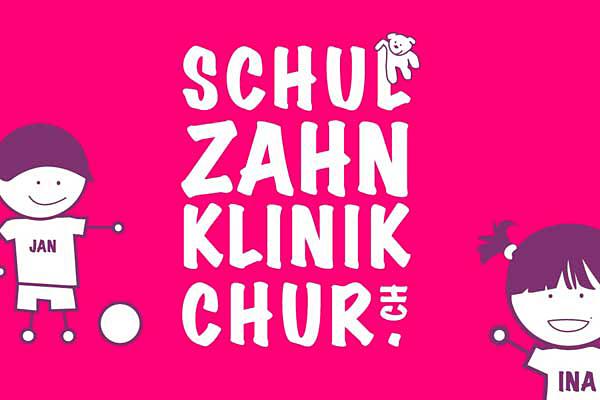 Schulzahnkliniklogo Jan und Ina