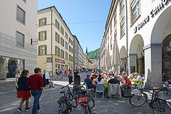 Belebung der Innenstadt