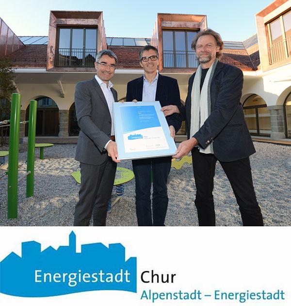 Energiestadt Chur, Alpenstadt - Energiestadt