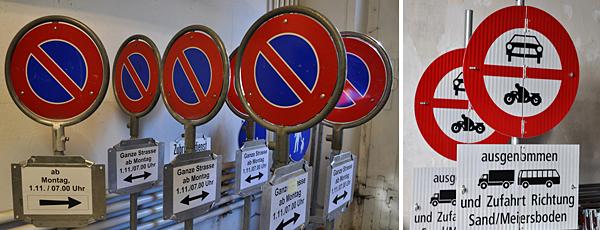 Signalisationen sind nur ein Bereich der Verkehrstechnik.