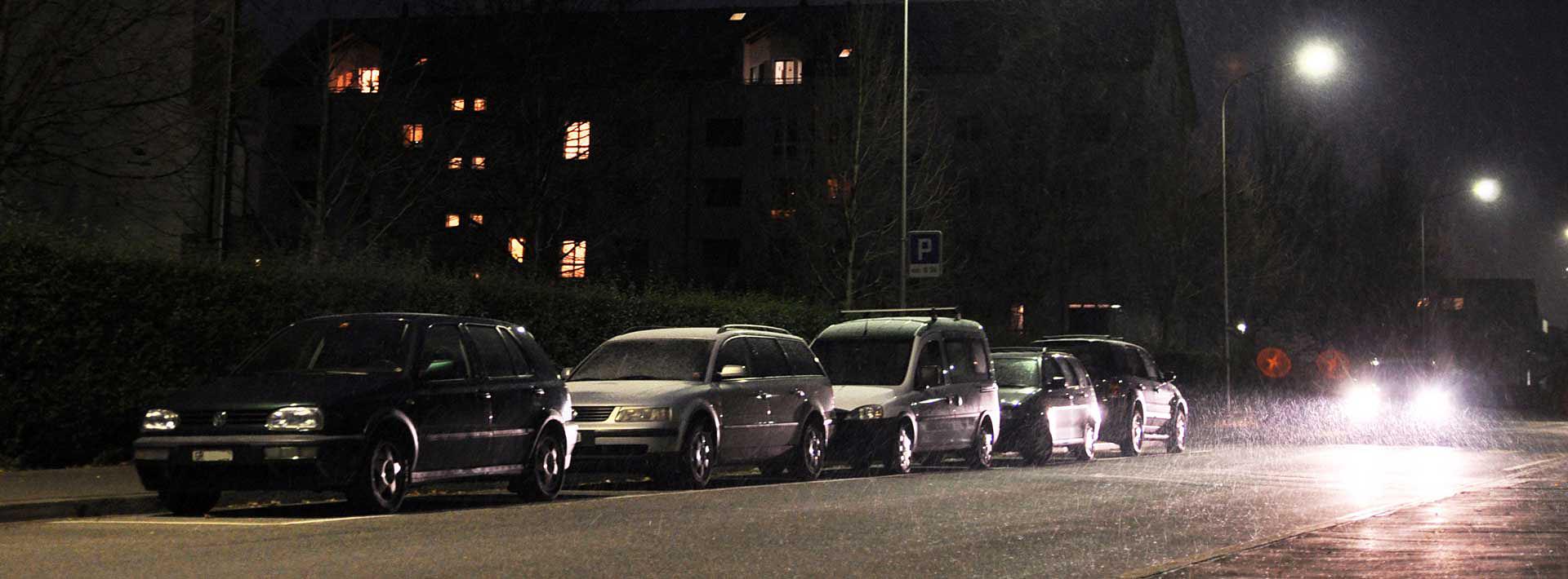 Dauerparkieren