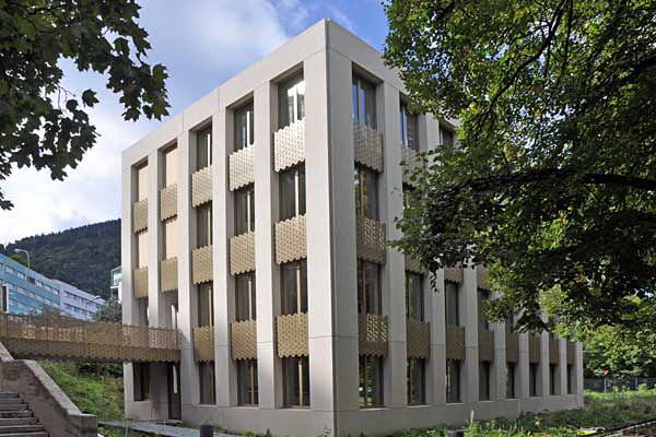 Erweiterungsbau Schulhaus Quader