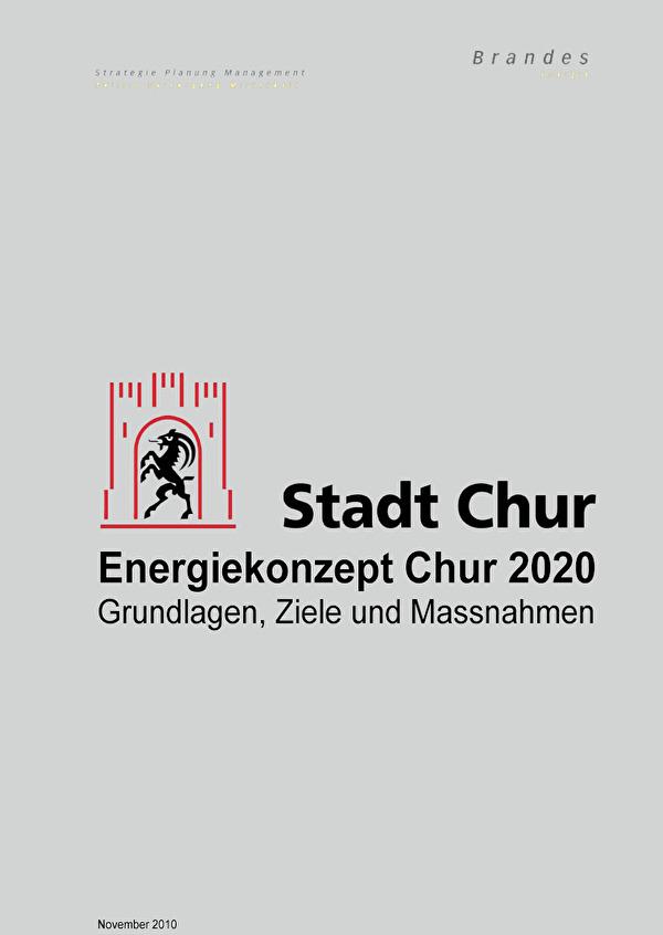 Energiekonzept 2020