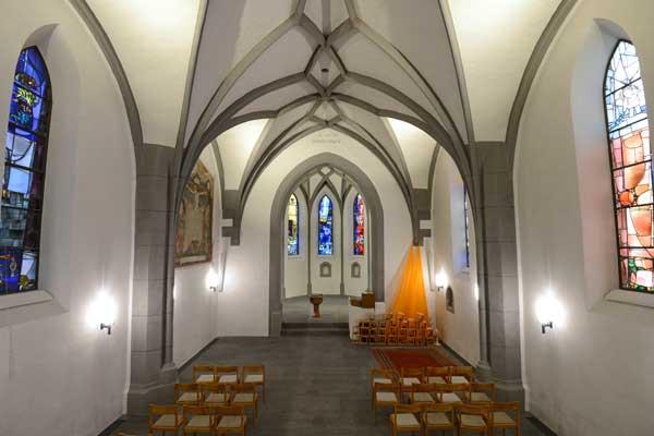 Regulakirche von aussen