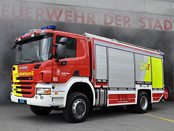Feuerwehr-Fahrzeuge