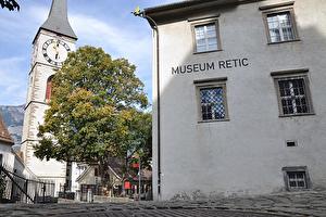 Das Rätische Museum veranschaulicht und vermittelt Bündner Geschichte.