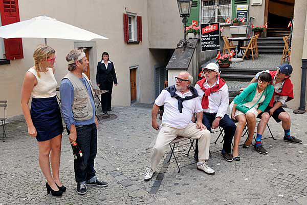 Die Freilichtspiele sind in Chur zu einer festen Institution geworden.