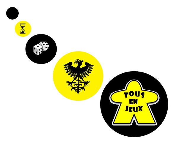 Logo tous en jeux