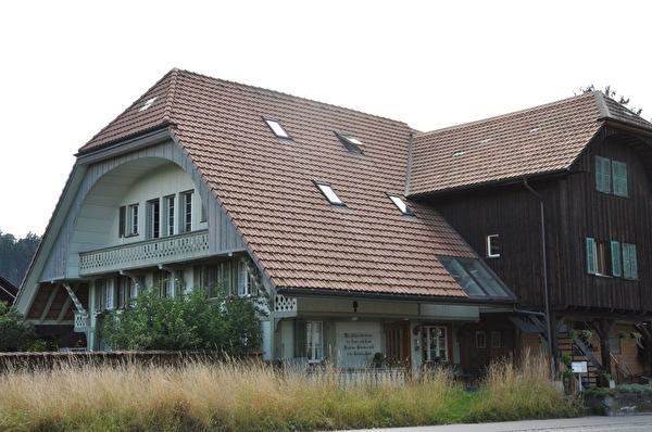 Bauernhaus Bächumatt (Foto Franziska Ryter 2012)