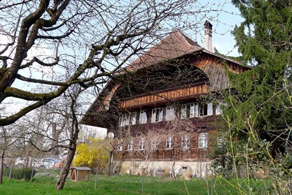 Bauernhaus Bollstrasse (Foto Franziska Ryter 2012)