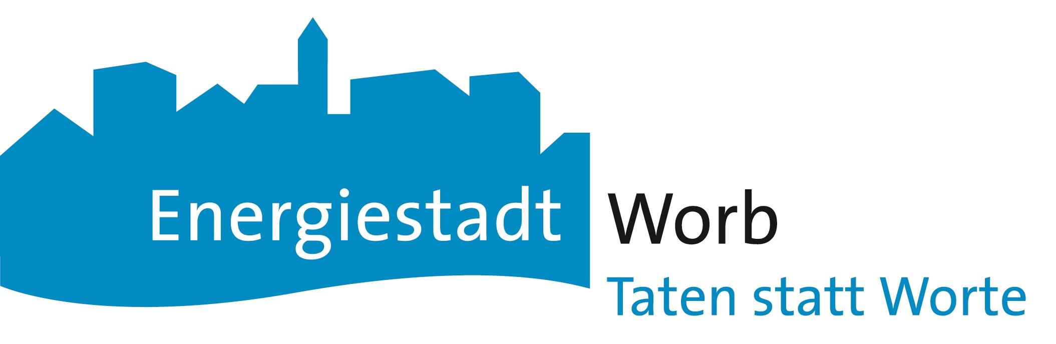 Logo Energiestadt Worb
