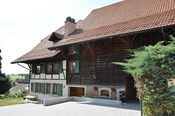 Bauernhaus Eggasse (Foto Franziska Ryter 2012)